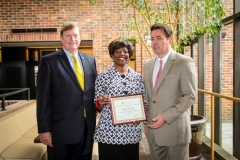 Champion for Business: Sandra Toussaint, United Way of Greater Mercer County