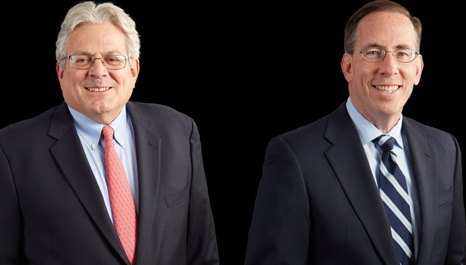 New Jersey Super Lawyers 2017 Recognizes Frank Petrino and Robert Zoller of Princeton Office