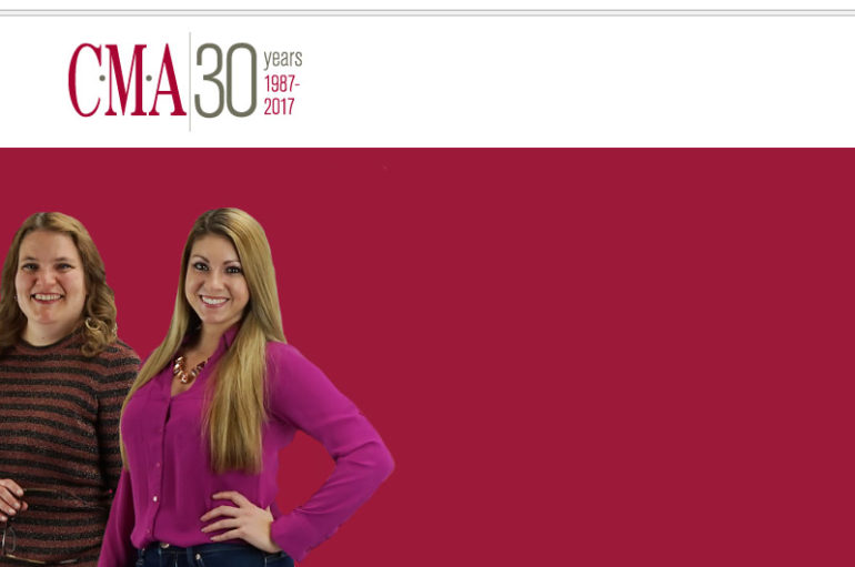 CMA's Own Honored as One of Jersey's Best Marketing and Communications Professionals Under 40