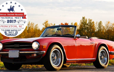 2017 Vintage Triumph Register National Convention
