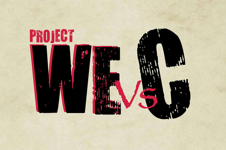 Project WE vs. C presented by RWJ Hamilton