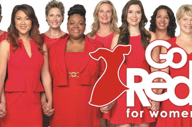 15th Annual Garden State Go Red For Women Luncheon