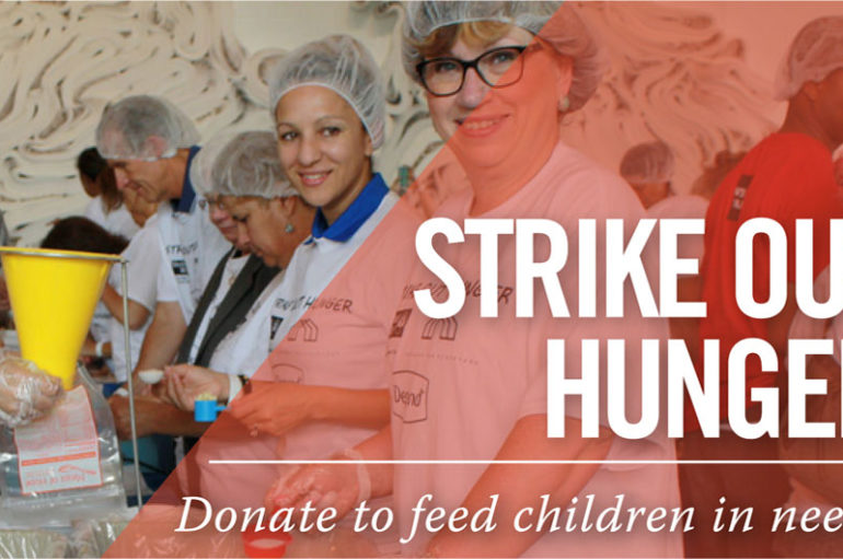 United Way Annual Strike Out Hunger