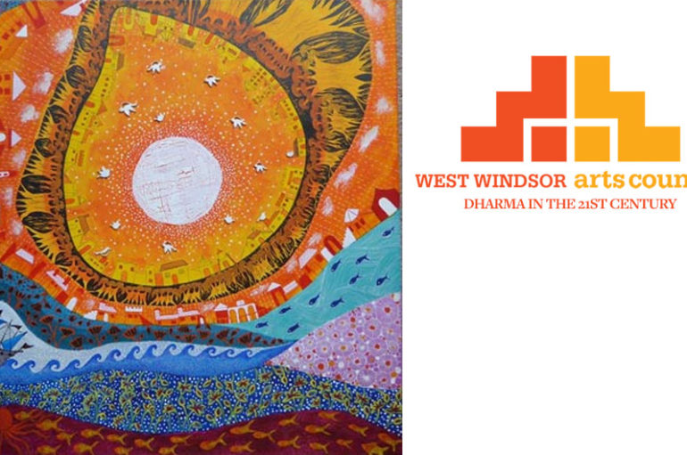 West Windsor Arts Council Presents Dharma in the 21st Century