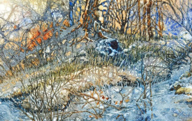 Garden State Watercolor Society Presents  'Our World through Artists' Eyes' at D&R Greenway Johnson Education Center