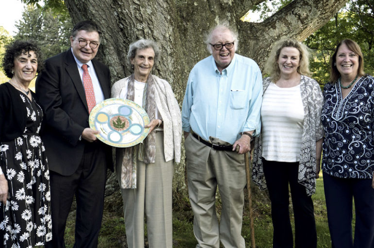 D&R Greenway Honors Botanist Mary Allessio Leck  with Annual Conservation Award
