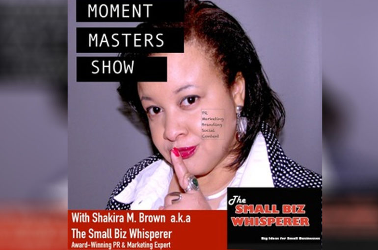 Moment Masters Small Business Podcast Celebrates One Year