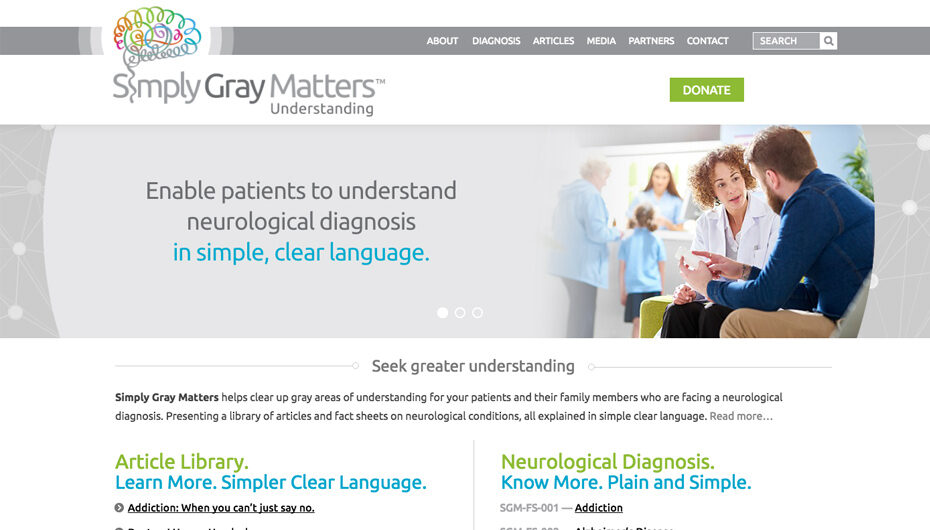 StimulusBrand launches Simply Gray Matters