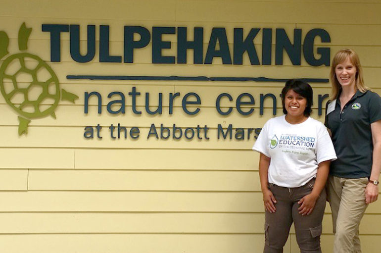 D&R Greenway, Tulpehaking Nature Center, Extend Internship of Delaware River Watershed Fellow