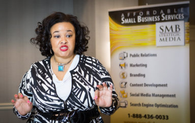 Shakira Brown Launches New Website to Assist Conference Meeting Planners