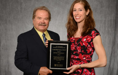 CMA CEO Honored with Rider's Leadership Legacy Award