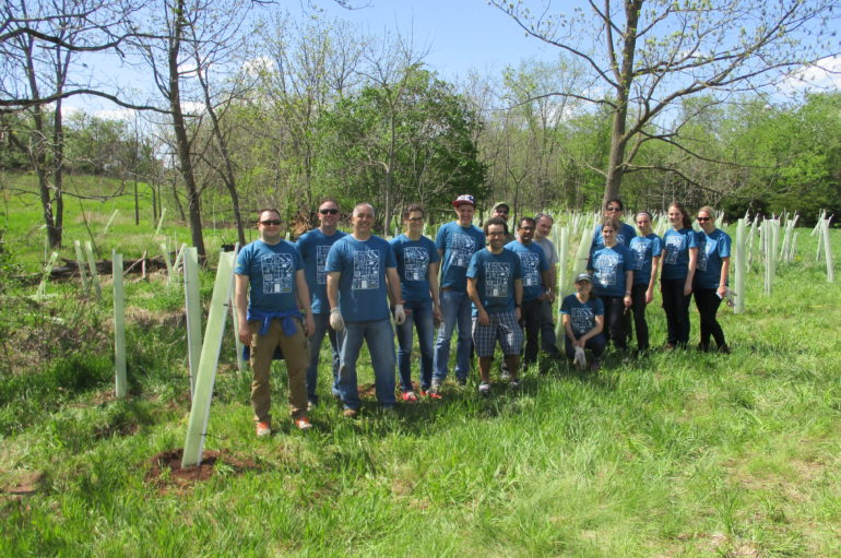 Bloomberg Employees to Help D&R Greenway Fulfill Mission of Land Preservation