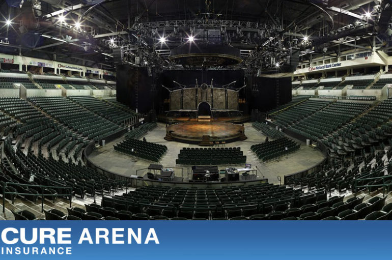 Cure Arena Acquires Naming Rights to Sun National Bank Center
