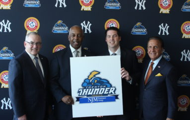 NJM and the Trenton Thunder – The Capital City's All-Star Team