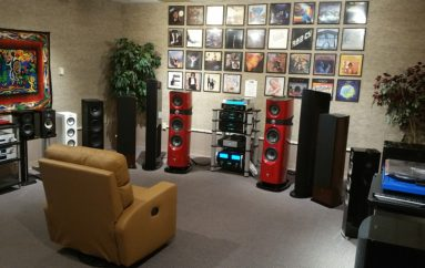 Prestigious Audiolab Showrooms Get a Makeover in Fairless Hills