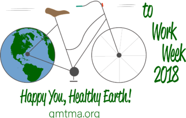 GMTMA Announces Bike to Work Week