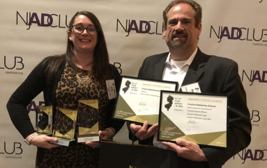 Creative Marketing Alliance Honored at NJ Ad Club's 50th Annual Jersey Awards