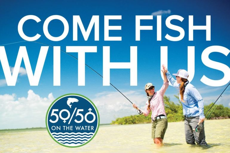 Orvis: 50/50 On the Water