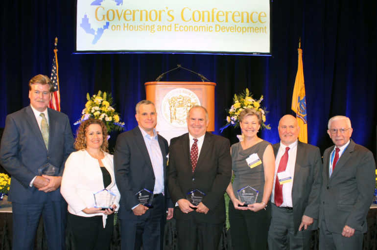 Advancing Opportunities Receives Governor's Excellence in Housing and Economic Development Award
