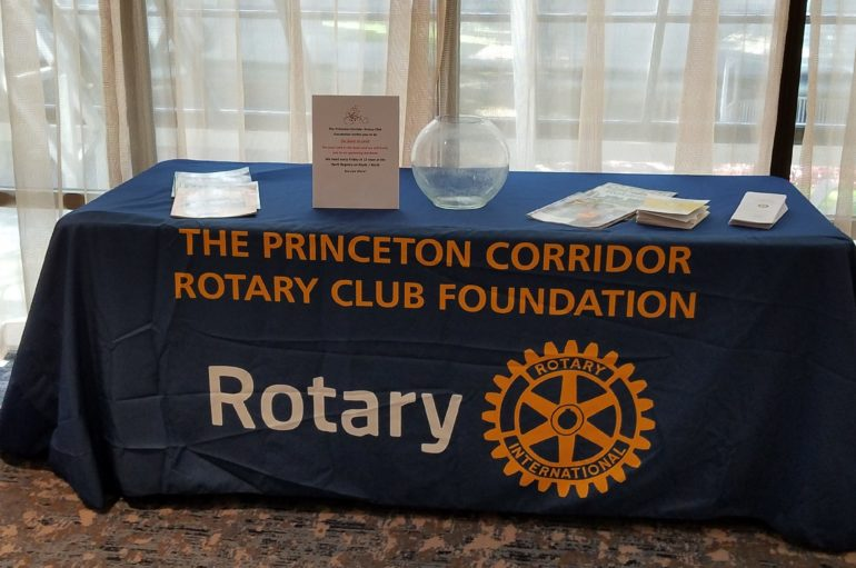 The Foundation of the Rotary Club Newsletter Now Available