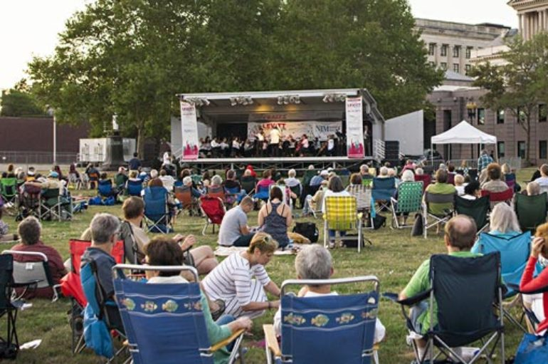 Trenton Downtown Association Wins Multi-Year Grant  to Present the Levitt AMP Trenton Music Series