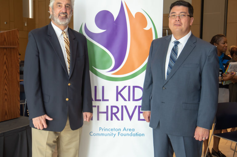 Verizon Awards Grant to Princeton Area Community Foundation for its All Kids Thrive Program