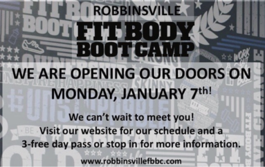 Robbinsville Fit Body Boot Camp Now Open!