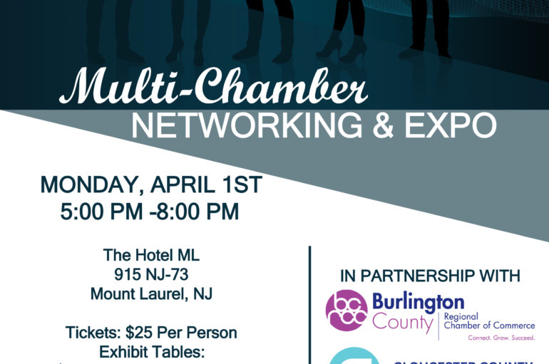 Multi-Chamber Networking & Expo (April 1)