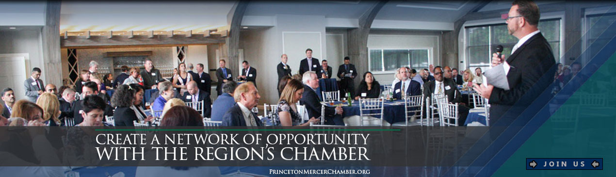 Princeton Mercer Regional Chamber – Champions for Business