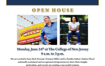 Minding our Business Inc. Presents The Young Entrepreneurs Open House
