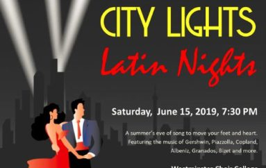 "Princeton Symphonic Brass concert ""City Lights, Latin Nights"""