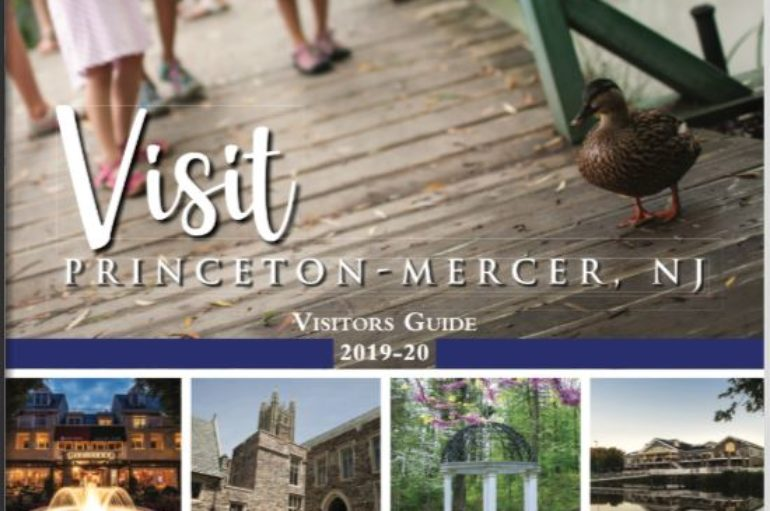 Princeton- Mercer Convention & Tourism Bureau Releases 2019 Visitors Guide