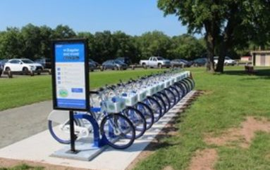 Mercer Debuts Bike Share at County Parks