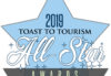 Announcing the Winners of 2019 Toast to Tourism Awards!