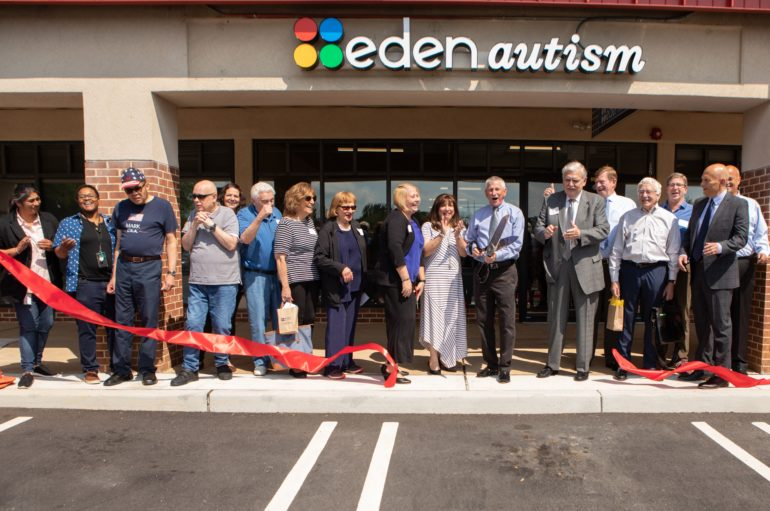 Eden Celebrates Grand Opening of Day Center for Aging Adults with Autism