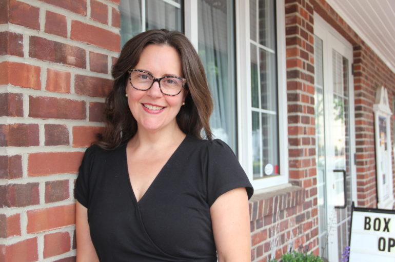 HOPEWELL THEATER CO-FOUNDER, SARA SCULLY TO LEAD HT EXPANSION