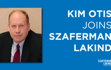 Princeton Attorney Kim A. Otis Joins Szaferman Lakind