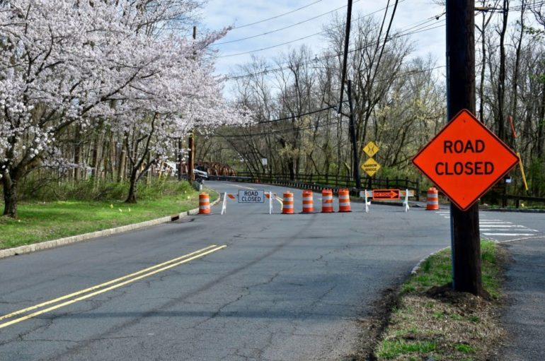 Alexander Road To Close November 6; Additional Disruptions in Coming Months