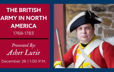 The British Army in North America (1768-1783)