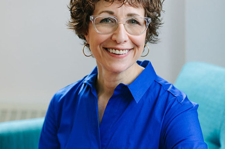 Corporate Career and 2.0 Talk with Exec and Author Amy Radin