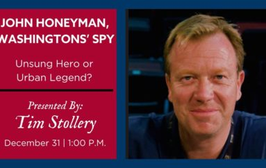 John Honeyman, Washington's Spy, Unsung Hero or Urban Legend?
