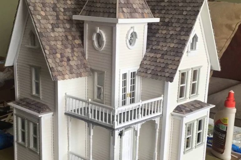 Dollhouses, Model Railroading and Digital Media Marketing?
