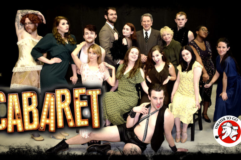 What good is sitting alone in your room? Come to the Cabaret!