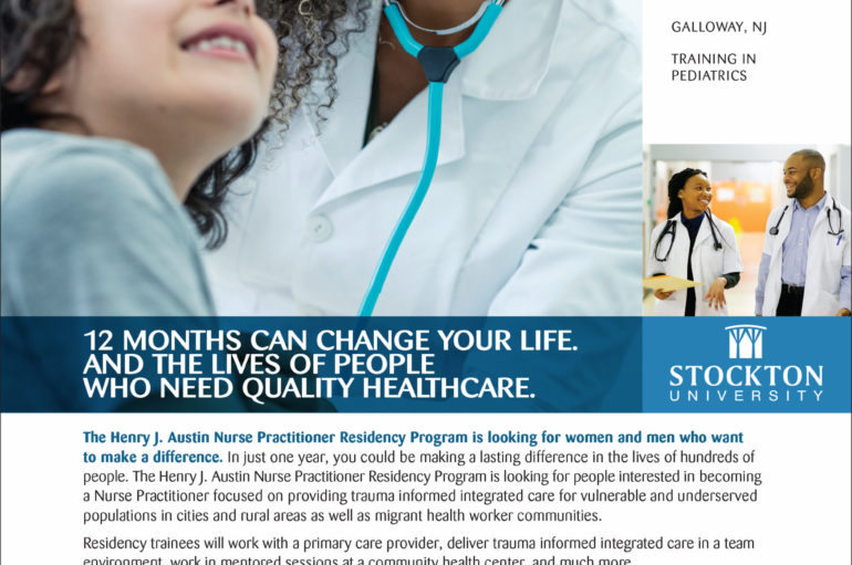 Stimulus Brand helps Henry J. Austin Health Center launch Nurse Practitioner Residency Recruitment Campaign