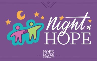 Hope Loves Company 5th Annual Night of Hope (A Roarin' Good Time)