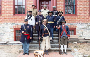 Four Centuries of African American Soldiers