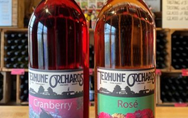 Terhune Orchards Vineyards & Winery Releases New Wines, Hosts Wine & Chocolate Events, Music Series