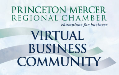 The Princeton Mercer Chamber wants to make sure we all stay connected!