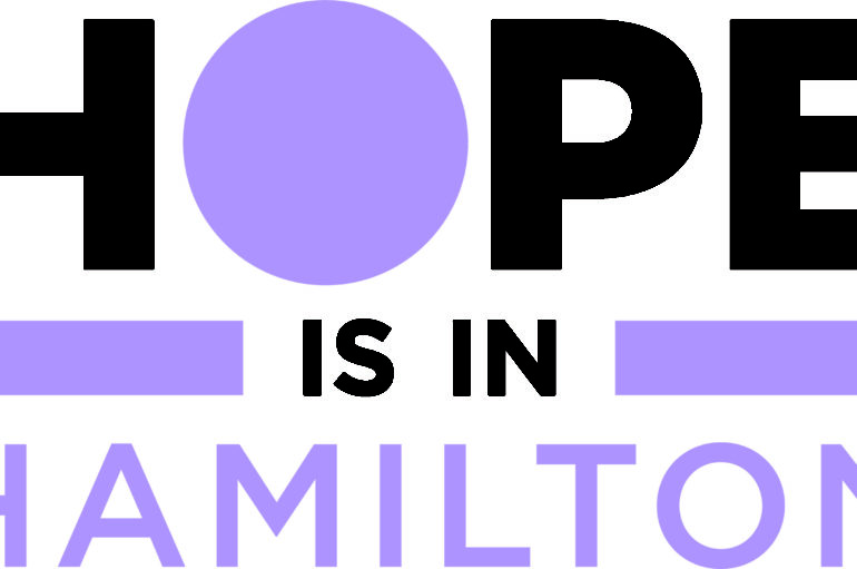 Hope is in Hamilton