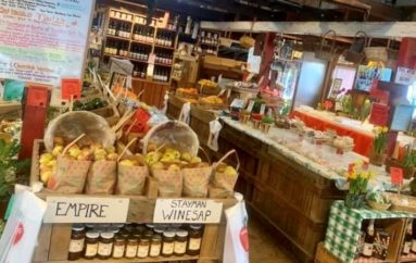 Farm Store Open, Curbside Pick up & Delivery from Terhune Orchards